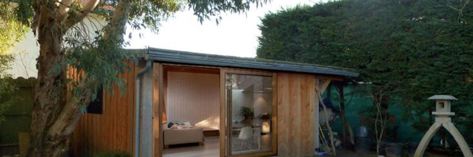 Création d'espace unique et utile dans votre jardin