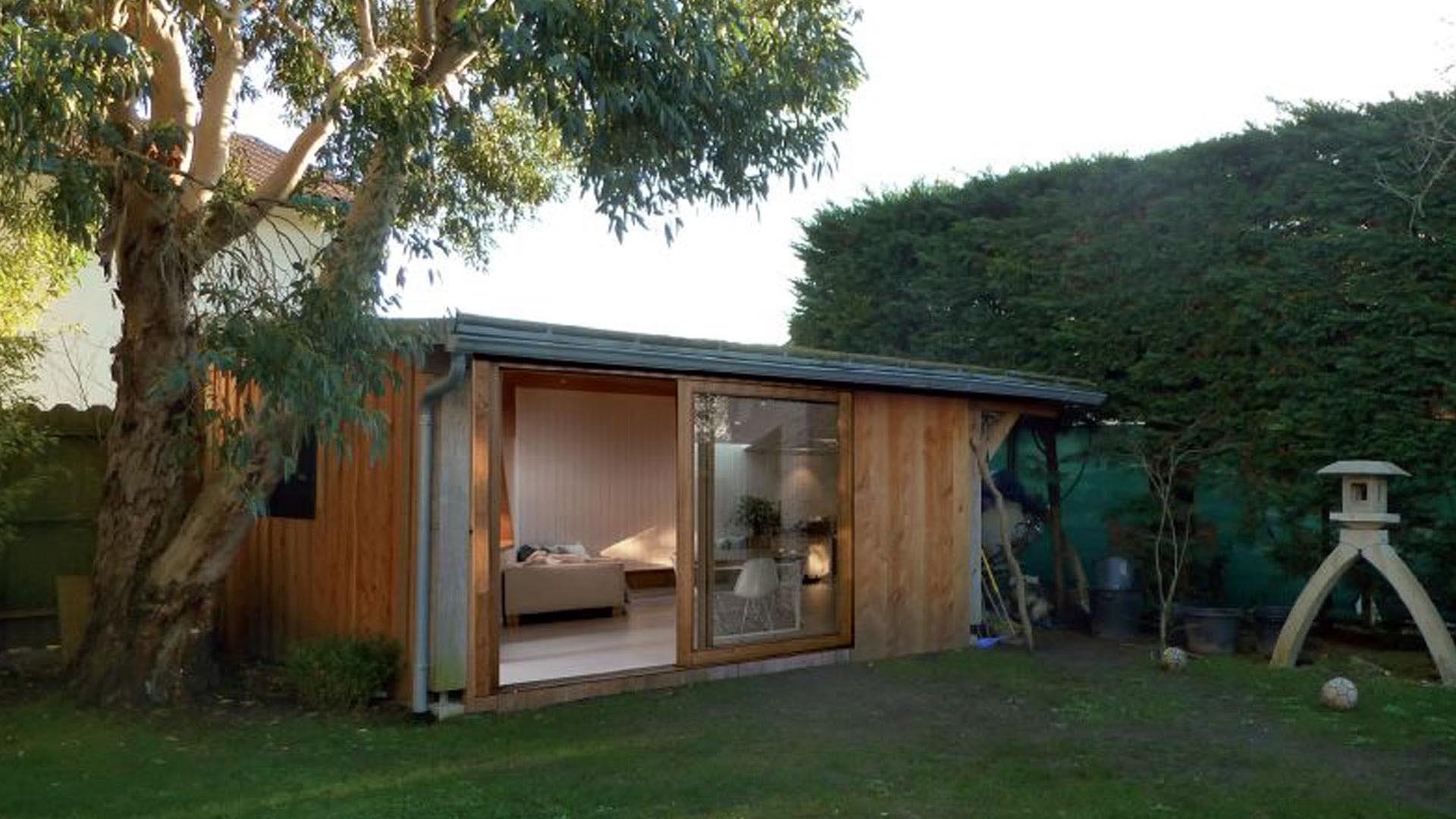 cabane confort